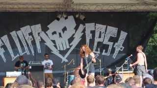 Code Orange Kids Live Am Flufffest (26.07.2013)