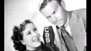Burns & Allen radio show 10/14/40 What