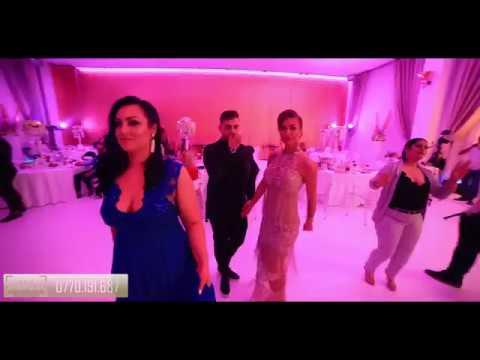 Cristi Mega - Striga lumea dupa mine sefule - live nunta 2018 - Ambasador Events
