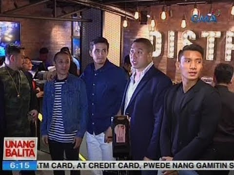 UB: James Yap at Marc Pingris, parehong hands on daddy