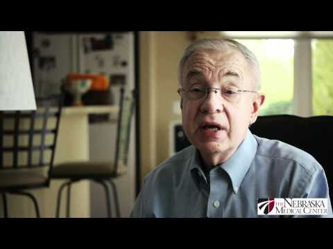Curing Cancer With A Pill: Ted's Story - The Nebraska Medical Center