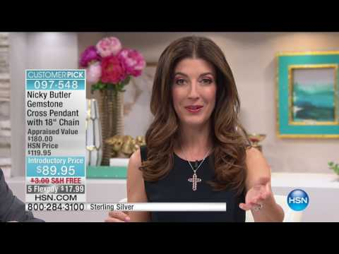 HSN | Silver Designs By Nicky Butler Jewelry 05.25.2017 - 02 AM