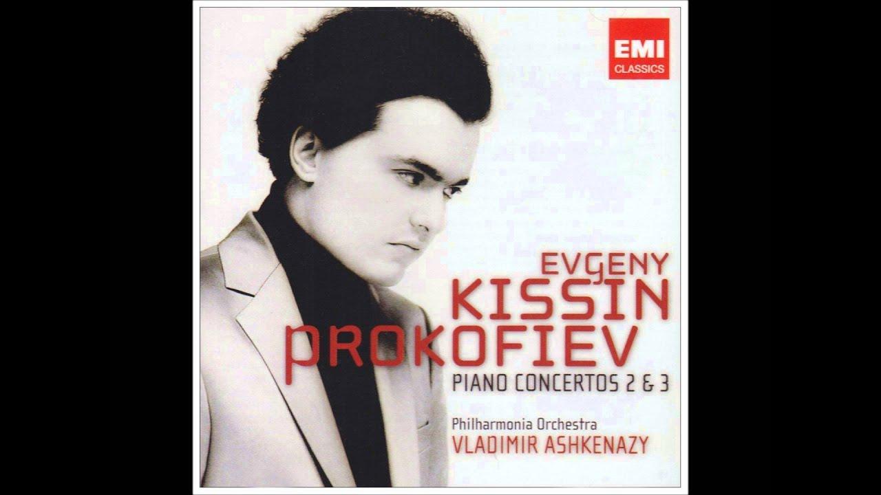Resultado de imagen de prokofiev concierto para piano 2 final evgeny kissin