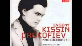 Prokofiev: Piano Concerto No. 2 Op. 16 - Evgeny Kissin
