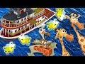 Événement bateaux puzzle = 2ème girafe ! Hay Day
