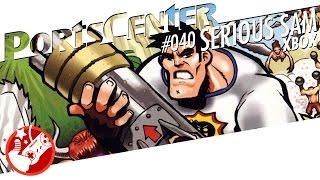 Serious Sam (Xbox) - PortsCenter #040 with Ben Paddon