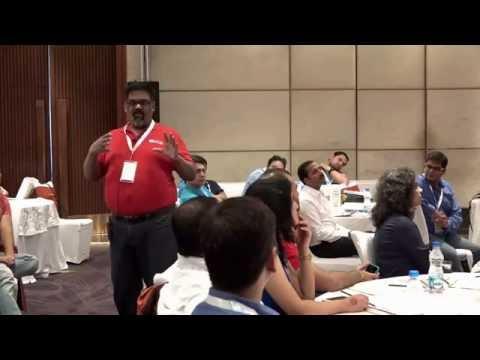 DiscussAgile DELHI2016 Conference : Keynote Session by Siraj Sirajuddin