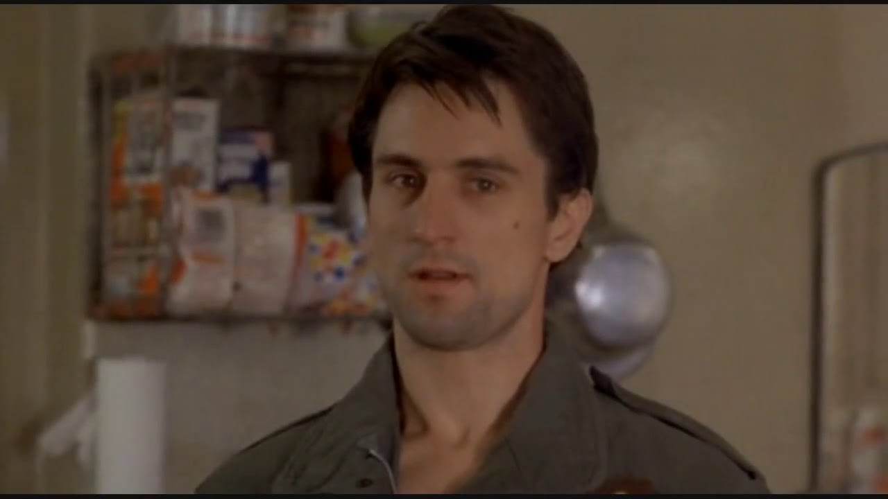 You Talking To Me Taxi Driver 1976 In Hd Quotesclip Quotesclip
