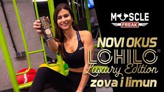 Novi okus  LOHILO Collagen LUXURY EDITION ZOVA&LIMUN