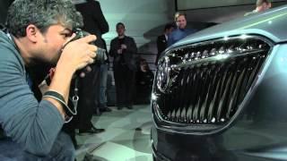 2015 Buick Avenir Concept: reveal