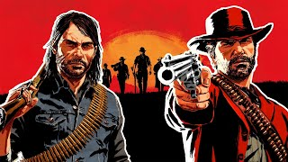 Red Dead Redemption 2 All Cutscenes Full Movie Complete Story