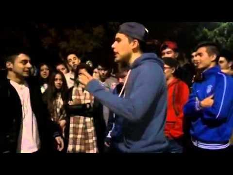 Gaucho190 vs Alberdi - General Rap - Octavos