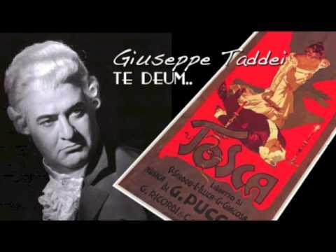 Giuseppe Taddei - Te Deum - Tosca, Act 1