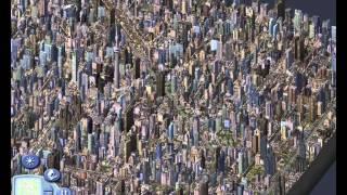 Simcity 4 no cheats, no mods 2.1 million inhabitants