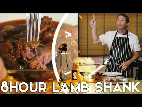 8 HOUR LAMB SHANKS SLOW COOKER RECIPE