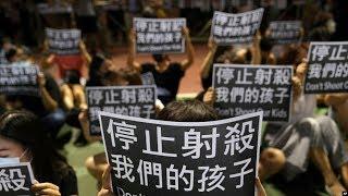 【刘梦熊:港警恐怕闯了祸,大阅兵的世媒头版头条位置被一枪打掉】10/4 #焦点对话 #精彩点评