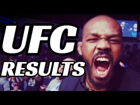 Record 2 Disqualifications On UFC Rio Rancho Card