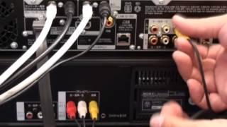 ソニー BDレコーダー VHSビデオの映像をハードディスクに取り込む方法 thumbnail