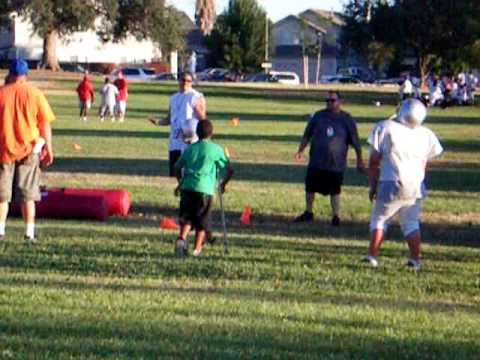 Matthews Football Practice 3