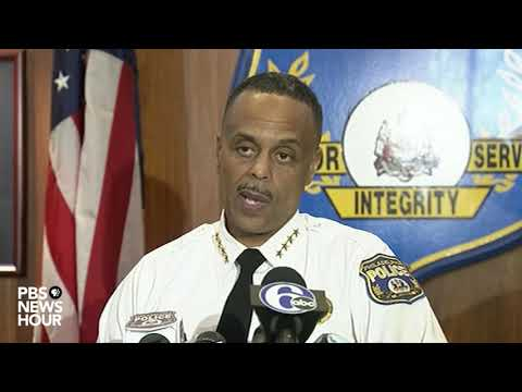 WATCH: Philadelphia police chief apologizes to men arrested at Starbucks shop