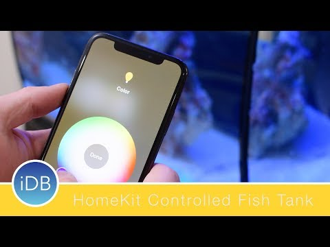 How-To: Use HomeKit to Automate Lighting for Your Aquarium