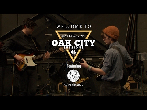 Oak City Sessions - 2017 - Happy Abandon (full show)