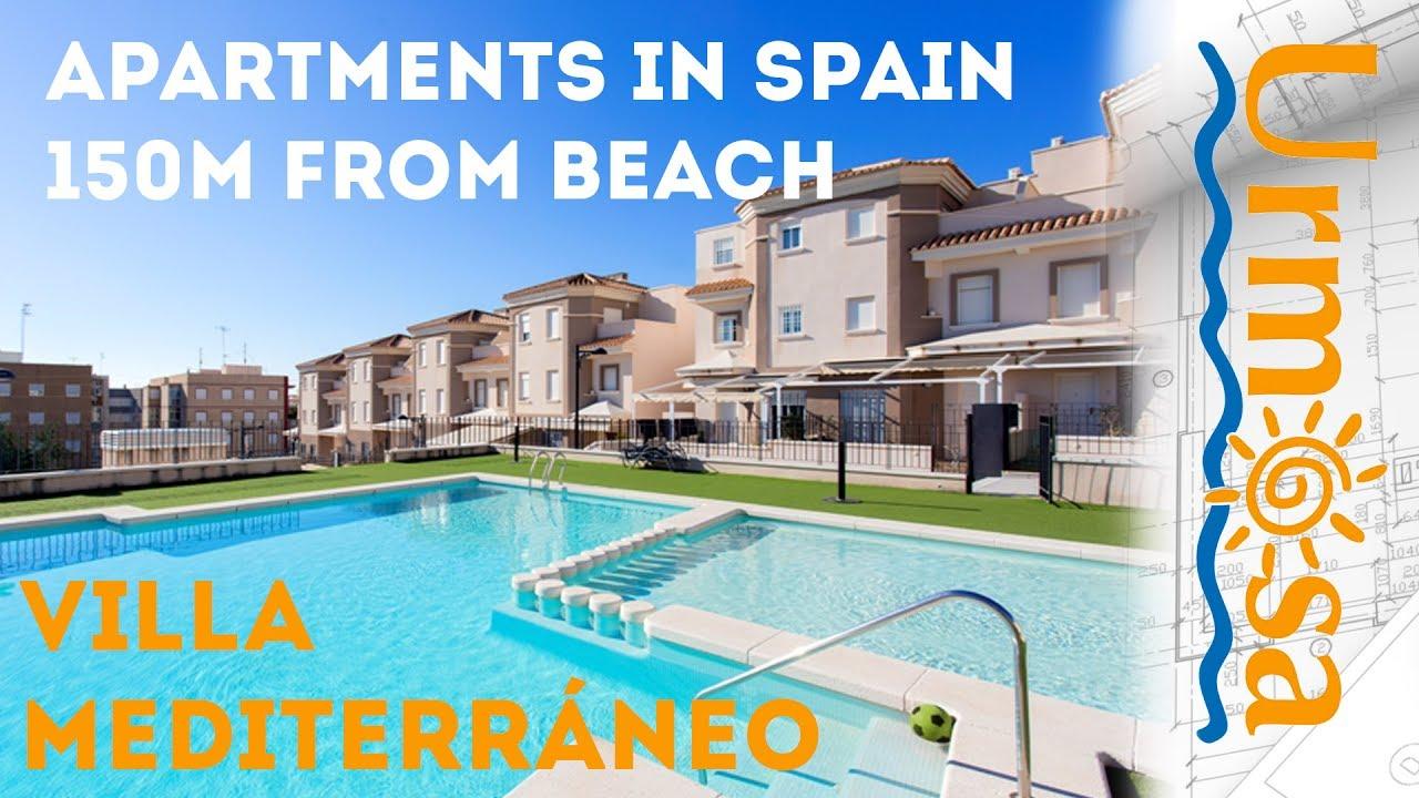 Buy Apartment In Santa Pola 150 Meters From The Beach In Spain Villa
