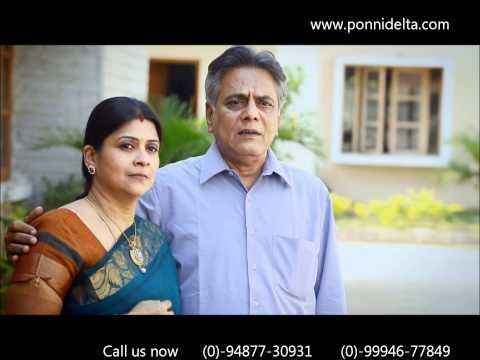 Ponni Delta Gated Community on Cauvery Banks, Srirangam, Trichy