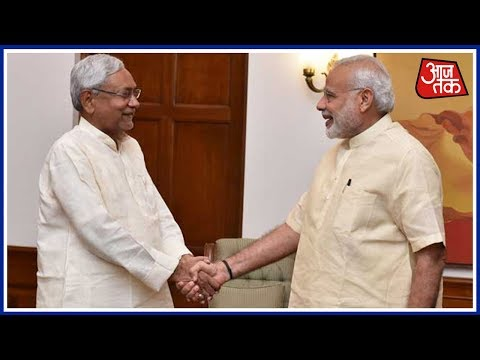 Big Win For PM Modi, As Nitish Kumar Teams Up With BJP In Bihar