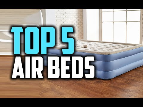 Best Air Mattresses in 2018 - Which Is The Best Air Mattress?