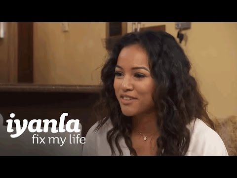 "Karrueche Tran: ""The Man I Loved Hurt Me and Betrayed Me"" | Iyanla: Fix My Life | OWN thumbnail"