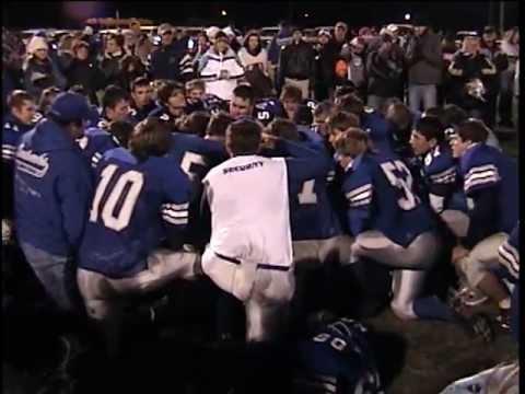 2007 Playoffs Seahawks vs Desmet/Iroquois Part 5