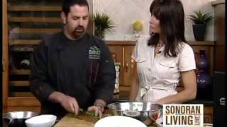 Prepare Grilled Steak Caesar Salad With Garlic Croutons Pt3
