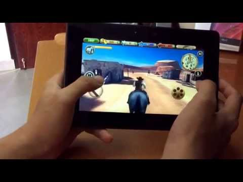Game hay cho blackberry playbook: Six gun