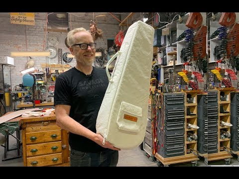 Adam Savage's One Day Builds: Eric Idle's Guitar Case!