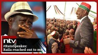 DP Ruto: Why I did not have 'handshake' with Raila Odinga