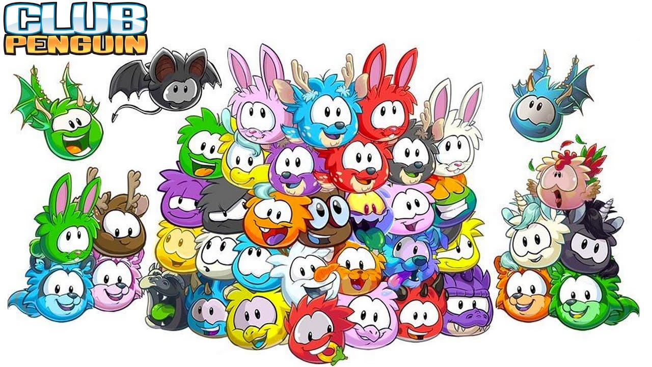 H Club Penguin Club Penguin: M...