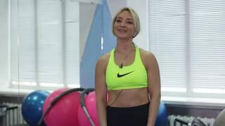 Горящая тренировка на все тело с BOSU | Workout for all body with BOSU.