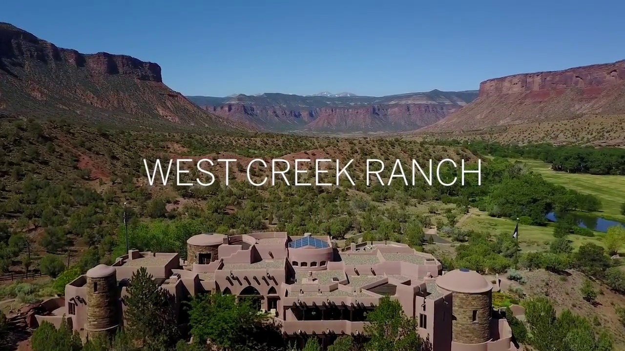 West Creek Ranch Youtube