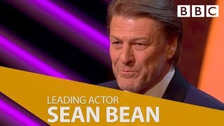 Sean Bean wins Leading Actor - The British Academy Television Awards 2018 - BBC One