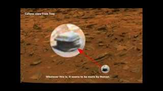 MARS • NEW, NEVER SEEN BEFORE • Proofs about Life on MARS! • My 14. Video