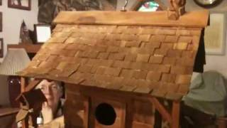 Ultra Cool Birdhouse