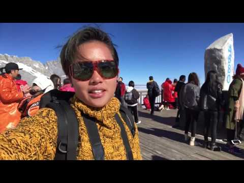 WE CLIMBED THE JADE DRAGON SNOW MOUNTAIN!!?? // YUNNAN, LIJIANG // CHINA TRIP 2016