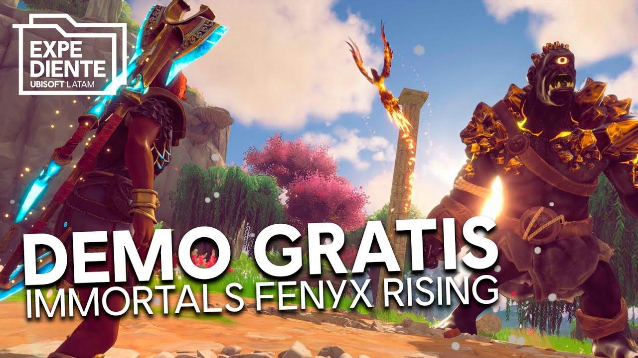Prueba Immortals Fenyx Rising gratis. – Expediente Ubisoft