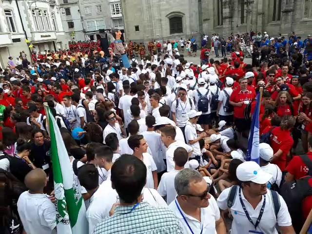Arrancan en Lugo los XII Xogos do Eixo Atlántico