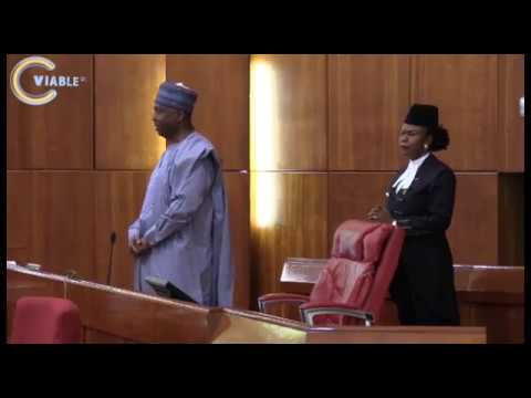 Senate Adjourns Plenary Due To Absence  Of Lawmakers