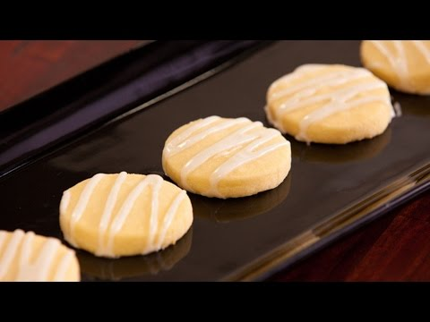 How To Make Easy Lemon Shortbread Buttons