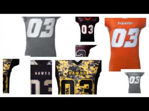 Football Jersey Customizer Online