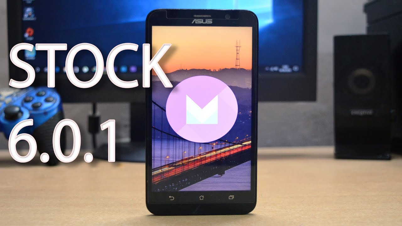 Asus Zenfone 2 : Flash Stock Marshmallow Rom [Quick Guide | No Tutorial]