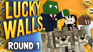 Minecraft - Lucky Walls - The Dogs Of War (Round 1)